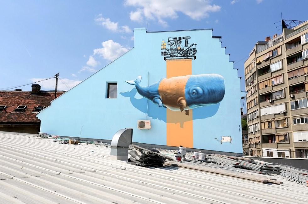 Imitation of Life. Belgrade 2014