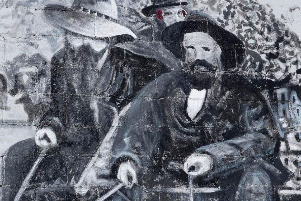 Blake Harrison Detail