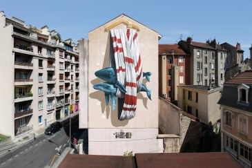 NEVERCREW in Grenoble, France