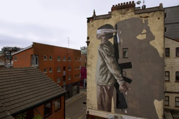 Hyuro at Cities of Hope in Manchester, UK