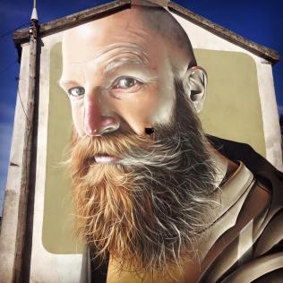 Portrait of Dermot McConaghy by Smug