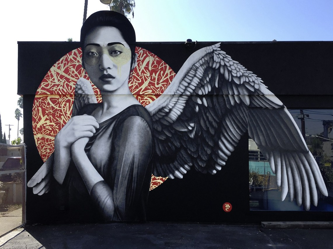 Resurrection of Angels in Los Angeles