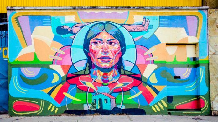 Street Art by Decertor at BAU 1