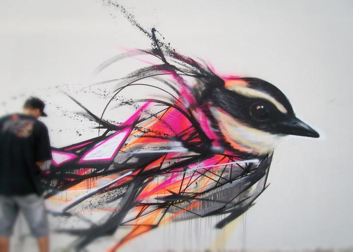 Street Art by L7m 1