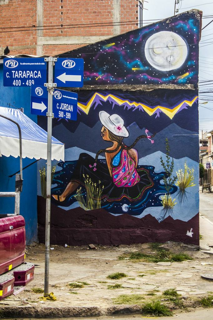 Street Art by Salvador Japichy at BAU13 1