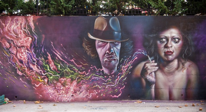 Street Art by Caktus and Maria 9