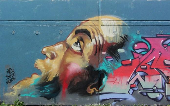 Street Art by R3Suno 1