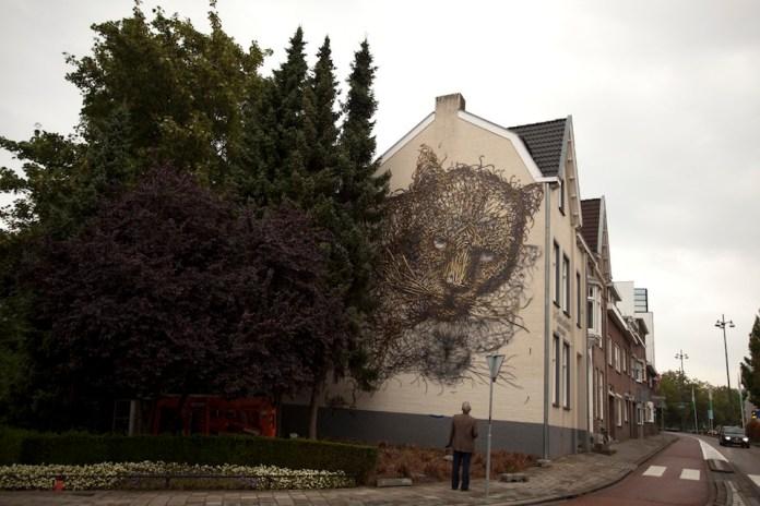 By DALeast in Heerlen, Holland 2