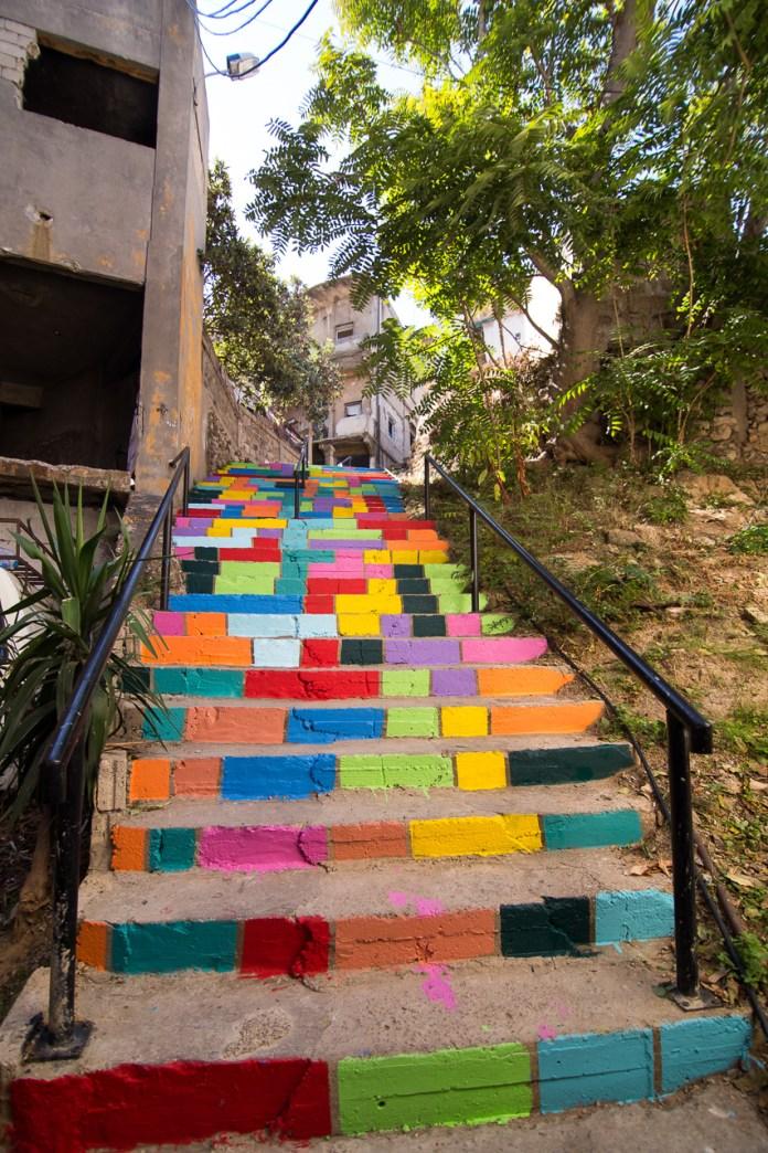 Tetris Stares. By Dihzahyners in Lebanon 2