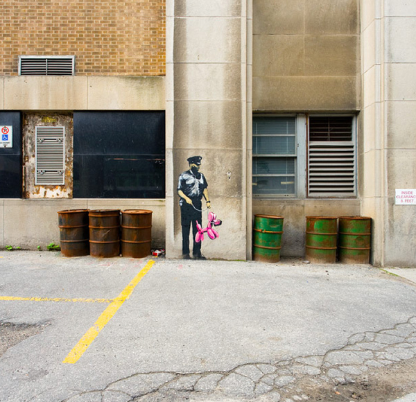 Street Art Collection - Banksy 37
