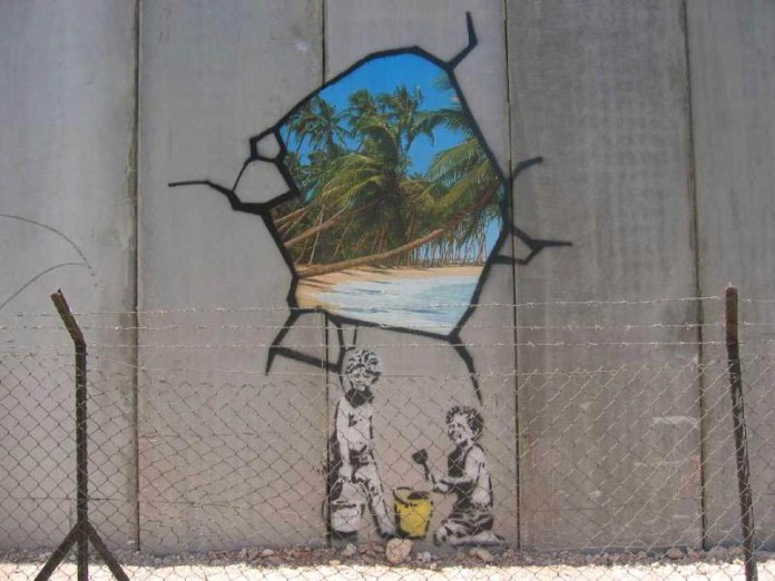 Street Art Collection - Banksy 39