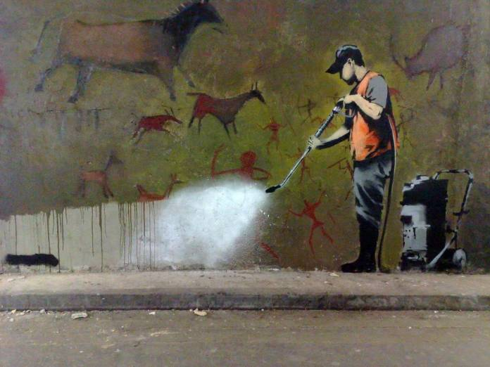 Street Art Collection - Banksy 5