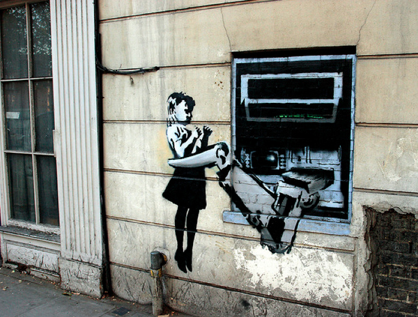 Street Art Collection - Banksy 51
