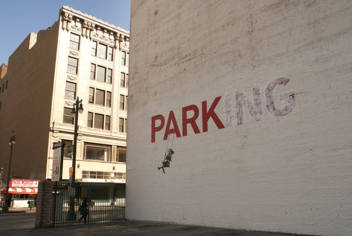 Street Art Collection - Banksy 7