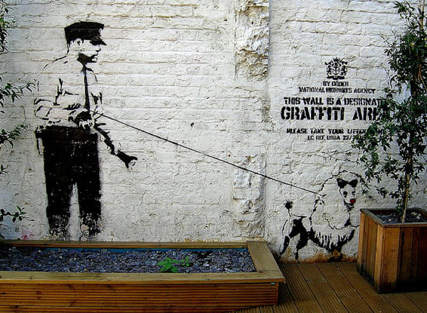 Street Art Collection - Banksy 80