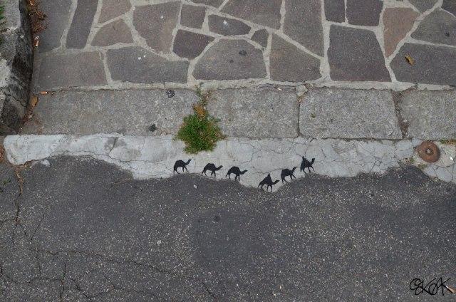Street Art by by Oakoak in France 153667567