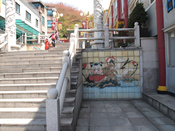 Street Art fromSeoul Area, South Korea. Photo byMark Johnson14