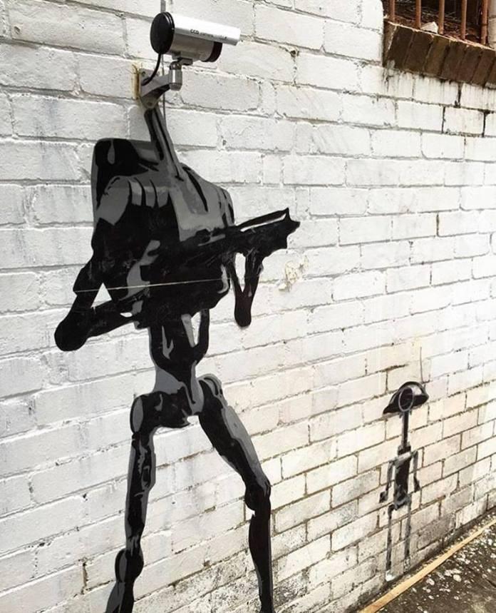 Street Art by Murdoc in Sydney, Australia