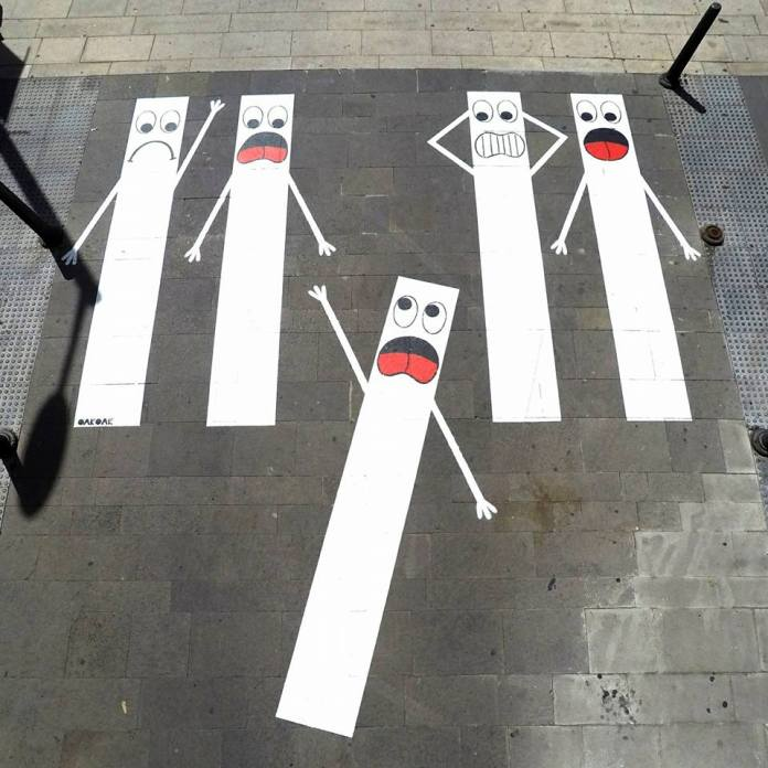 Street Art by Oakoak 2016 4645746