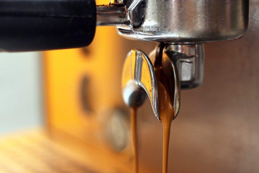espresso uitloop