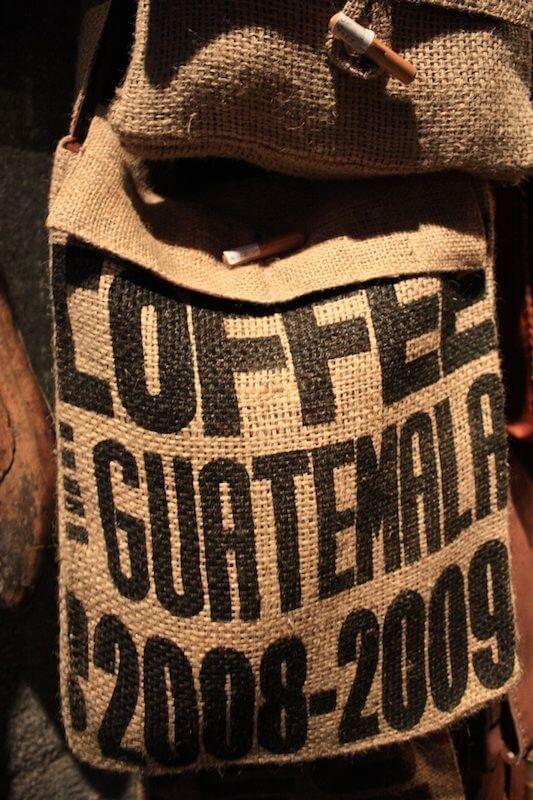 quatamala koffie zak
