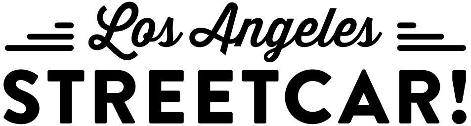 Los Angeles Streetcar Logo