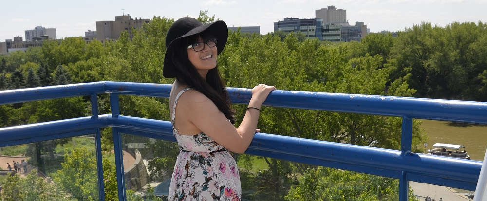fashion in The Forks