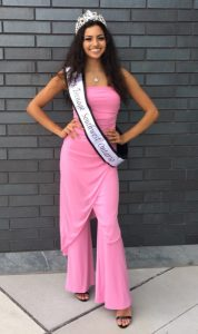 Miss Teen south Western Ontario