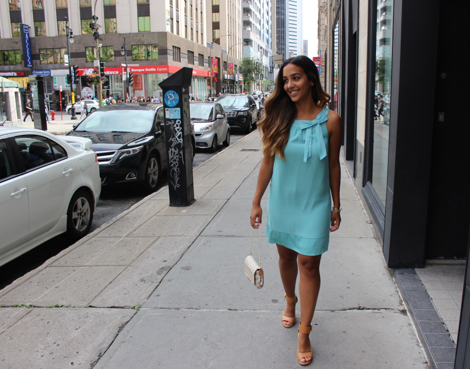 fashion in the city of Montreal
