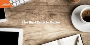 Best path to better header