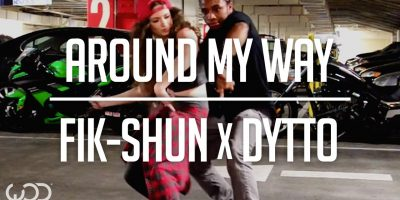 Fik-Shun & Dytto | The Handshake | #AroundMyWay #Entry