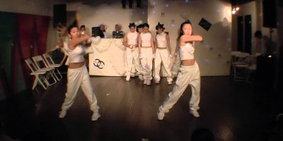 YUMIE choreograp pic up number / WHITE OUT WAACKIN DANCE BATTLE