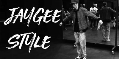 JAYGEE POPPING STYLE 2013 – 2015 ( Best Battles )