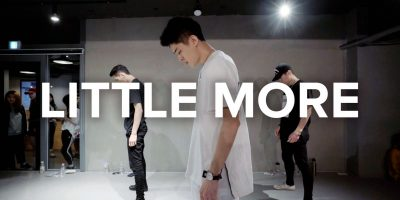 Little More – Chris Brown / Bongyoung Park Choreography