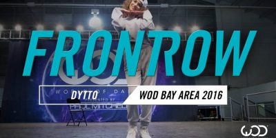 Dytto | FrontRow | World of Dance Bay Area 2016 | #WODBAY16