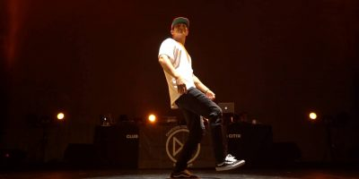 Twiggz a.k.a Young Style Ripper from Twiggz Fam / SKJ / ®AG POUND Judge Move 第2回東京六大学ストリートダンスリーグ戦