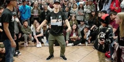 Dang Gang vs. Madmatt & Avika   D-trix Lollicup Jam