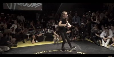 INTERNATIONAL ILLEST BATTLE 2017 | FINALE KIDZ | PRINCESS TCHOZN vs BABY GURL NAAB