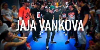 ★ Jaja Vankova ★ Krump Session ★ Fair Play Dance Camp 2016 ★