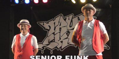 SENIOR FUNK (6.18 TRUE SKOOL)