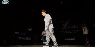 HOZIN -Judge demo – keep dancing