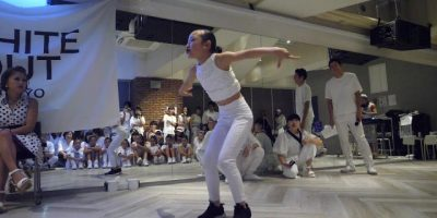 Nao vs つくし FINAL WHITE OUT TOKYO vol.4 WAACKIN DANCE BATTLE