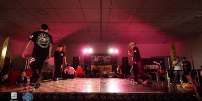 SOUL COMBAD CREW vs Lin&Miss Twiggz Final(Kid's)   WDC TOHOKU 2017.07.23   UGcrapht×Beat Connection