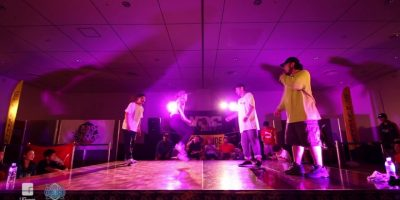 D&F vs TARO&YUTAKA Semi Final_02(Hip Hop) | WDC TOHOKU 2017.07.23 | UGcrapht×Beat Connection