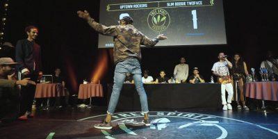 FSF 2017 Championship // Uptown Rockers vs Slim Boogie & Twoface // Popping – Final
