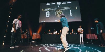 FSF 2017 Championship // Shaquille Synthazoid vs Worst Generation // Popping – 1/4 Final