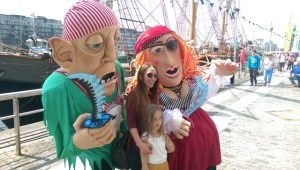 Maritime theme pirate entertainers, Best entertainers Ireland