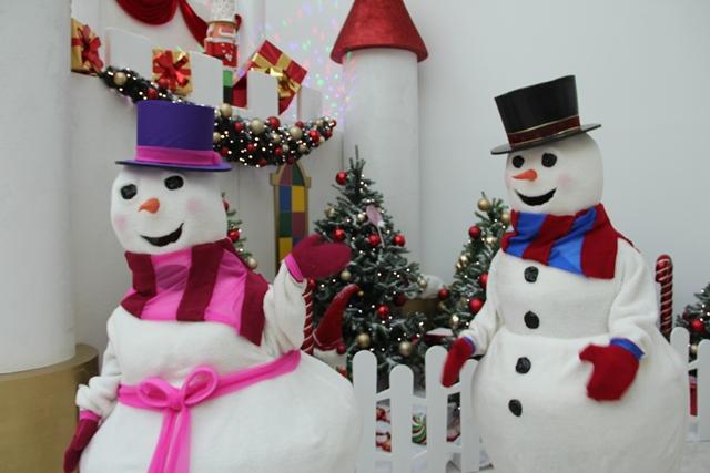 Christmas entertainment, Christmas entertainers, Santa, Christmas theme entertainment