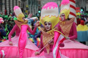 Candy Theme entertainers