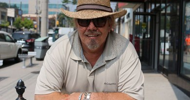 Ray Ratchford on Bayview